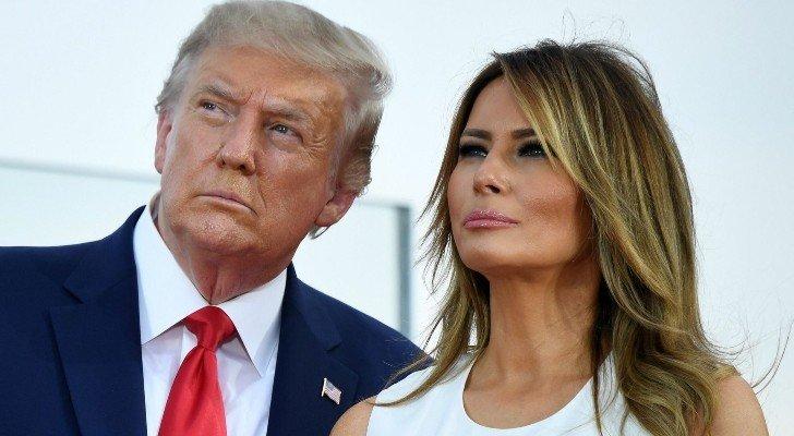 بحال وقع الطلاق بين دونالد وميلانيا ترامب.. هذا ما ستحصل عليه هي