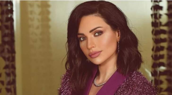 "داليدا خليل:""كلني أمل ببلدي الحبيب لبنان"""