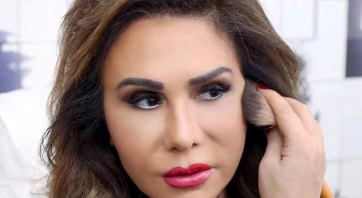 خاص الفن- مها المصري تعلق على شائعة وفاة رجاء الجداوي
