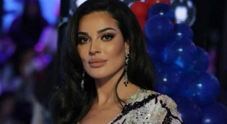 """والد نادين نسيب نجيم حاضر معها في مسلسل """"خمسة ونص"""" بلفتة مؤثرة"""