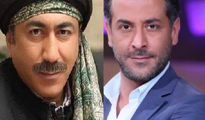 """خاص """"الفن""""- ما حقيقة الخلاف بين عبد المنعم عمايري ورائد مشرف حول """"فوضى""""؟"""