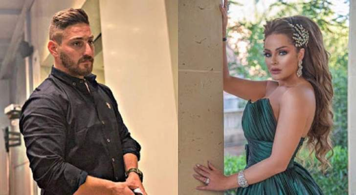 بعد إنفصالها عن خطيبها..زين كرزون تفاجئ الجمهور بفستان الزفاف-بالصورة