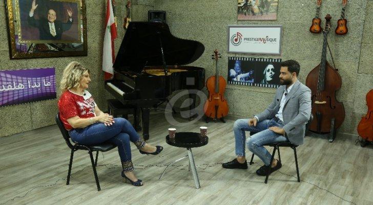 """خاص وبالفيديو- حسين فنيش: لا مشكلة لدي في تجسيد دور الشرير وإيلي شالوحي نجح في """"رصيف الغرباء"""""""
