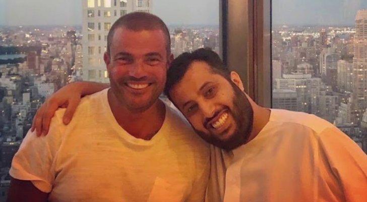 تركي آل الشيخ يشكر متابعيه على الـ 5 مليون وعمرو دياب يعلق-بالفيديو