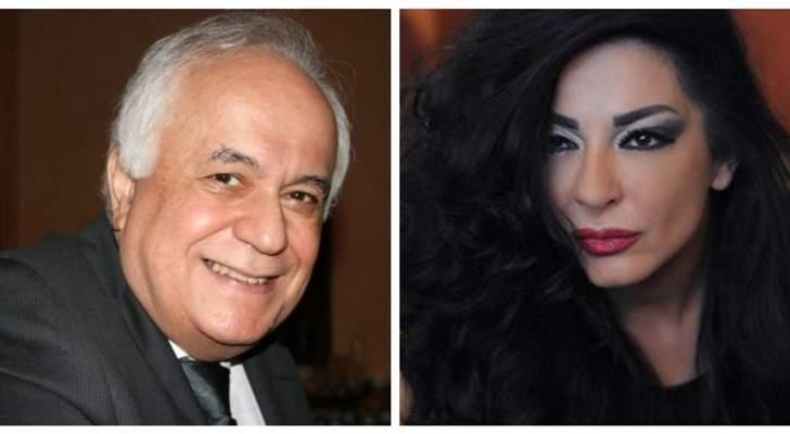 """سهى قيقانو: """"مروان نجار مريض نفسياً وخسيس وهو الداعر"""""""