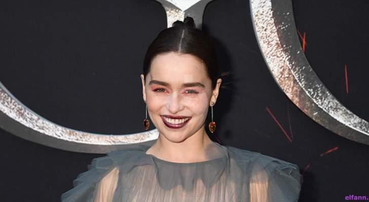 """إميليا كلارك جمعت ثروة كبيرة بفضل """"Game of Thrones"""".. إكتشفوا كم بلغت"""