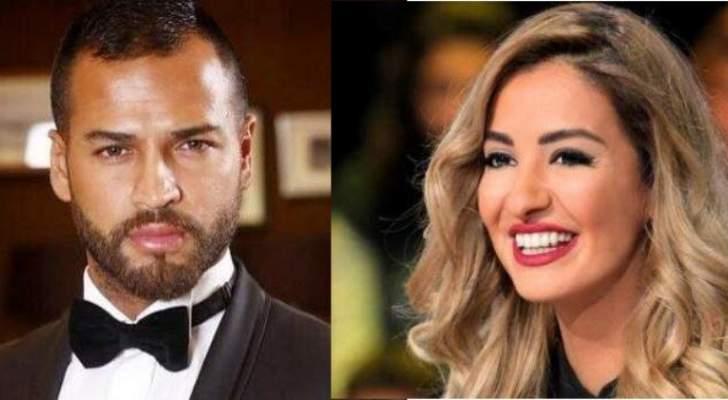 """فرح بيطار لـ وسام حنا بعد انتهاء مسلسل غربة :""""انت حلم كل ممثلة""""-بالصورة"""