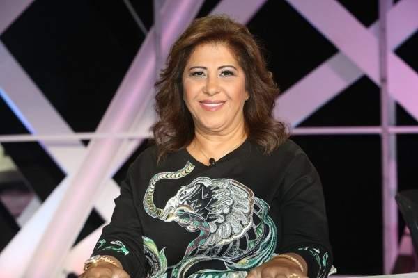 ليلى عبد اللطيف تحتفل بزفاف ابنتها-بالصور