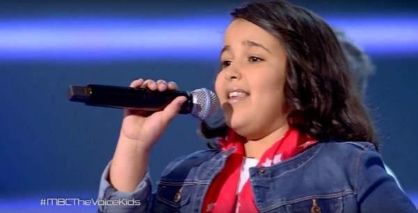 "والد أشرقت يهدد بكشف المستور عن نهائي ""The Voice Kids"""