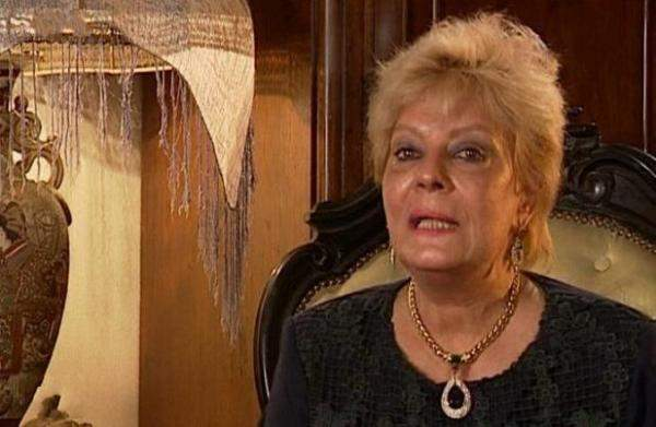 نادية لطفي: رشدي اباظة أقوى ممثل مصري وقفت أمامه