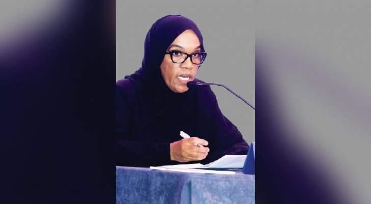 وفاة الكاتبة الإماراتية مريم جمعة فرج