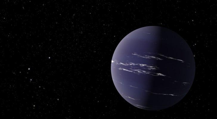 اكتشاف كوكب يشبه كوكب الأرض ودراسة احتمال الحياة على سطحه