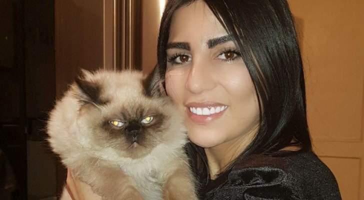 لين ضاهر: مكانتي الإعلامية لن تتحقق إلا من مصر وأفضّل رياض شرارة وشريف الأخوي