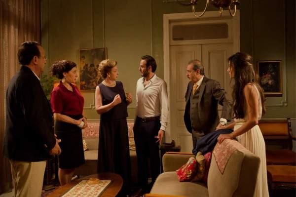 """الحقد بين اللبنانيين والسوريين يجعل زواجهما اضحوكة مبكية  في """"محبس"""""""