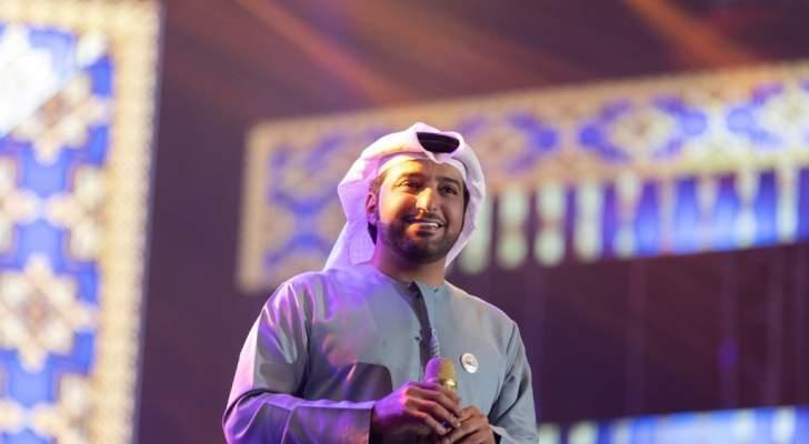 عيضة المنهالي يتألق بحفل اليوم الوطني الإماراتي..بالصور