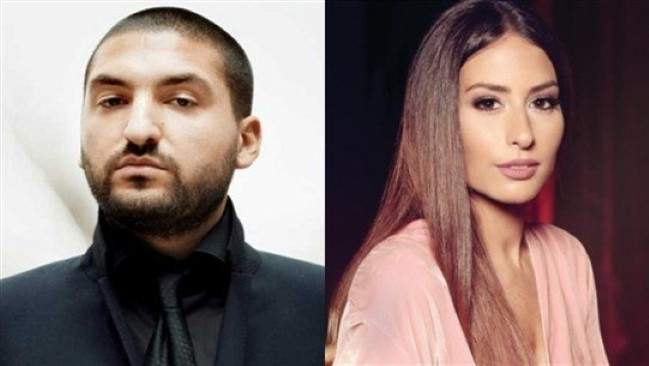 خاص بالصور- إعلامي لبناني شهير إشبين إبراهيم معلوف في زواجه من هبة طوجي