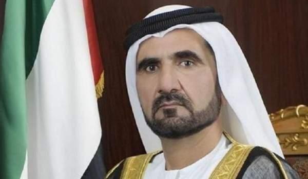 """محمد بن راشد آل مكتوم يكرم الأيادي البيضاء بإطلاق مبادرة """"صناع الأمل"""""""
