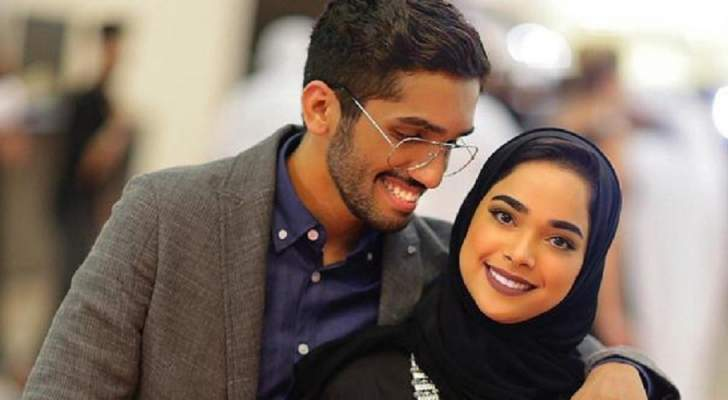 أحمد خميس ومشاعل الشحي طاولتهما الإنتقادات.. وإتُهما باختراق التقاليد الإماراتية