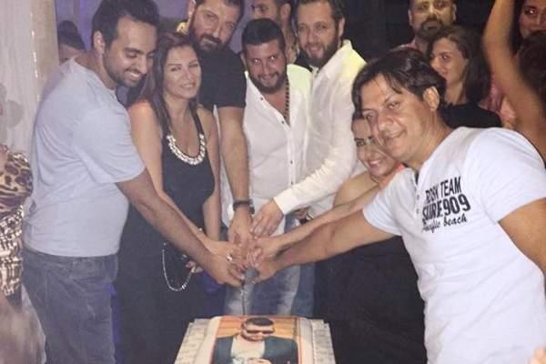 """باسل صقر يطلق """"إلك عين"""" بحضور أهل الصحافة والاعلام"""