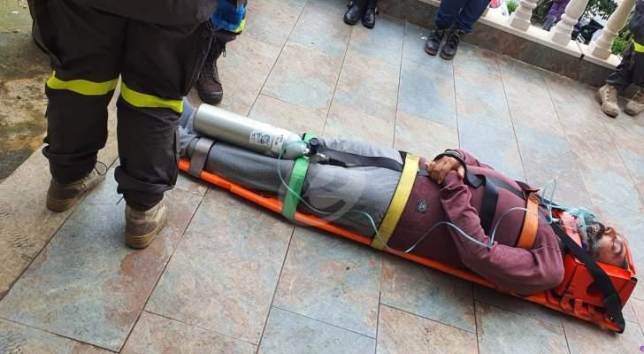 """خاص بالصور- فيصل الأسطواني يتعرض لحادث في """"ما فيي"""""""