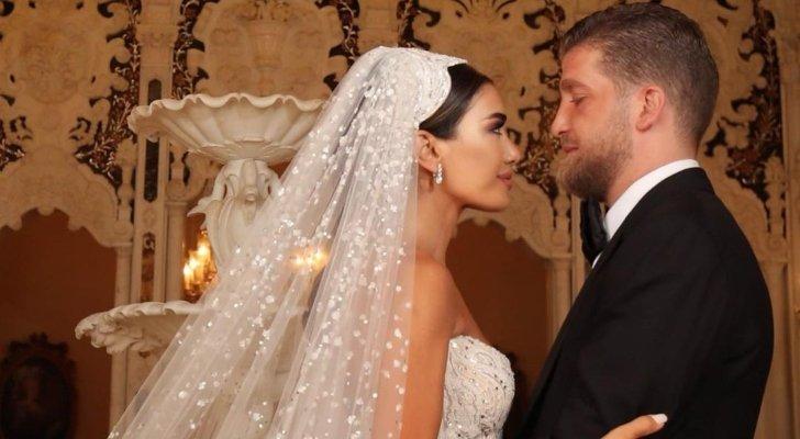 بالفيديو - هكذا يقضي الثنائي جيسيكا عازار ومحمد صوفان شهر العسل في تركيا