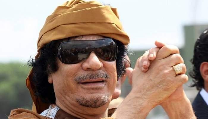 فنانة تفضح علاقتها بـ معمر القذافي وتكشف أسراره الخاصة- بالفيديو