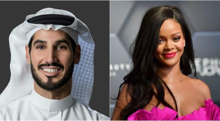 بعد علاقة دامت لـ3 سنوات..ريهانا تنفصل عن حبيبها السعودي