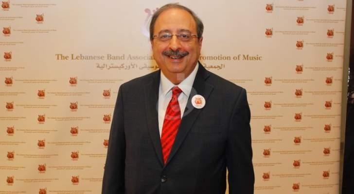 غسان مخيبر في العيد العاشر لـ LeBAM :الموسيقى رسالة سياسية بإمتياز