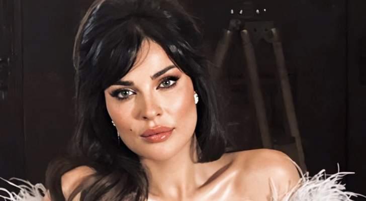 لأوّل مرّة نادين نسيب نجيم تتحدّث باللهجة المصرية