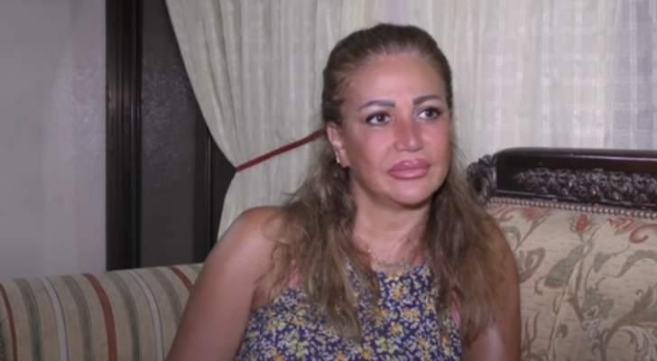 سوسن ميخائيل تفجع بوفاة والدتها