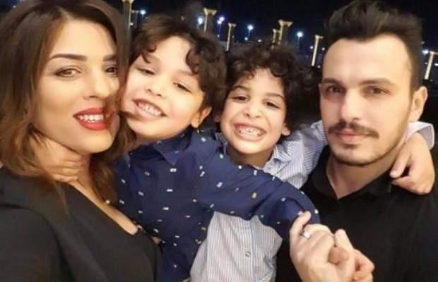 زوجة أحمد إبراهيم السابقة تثير الجدل بصورة مع شاب..هل إرتبطت مجدداً؟- بالصورة