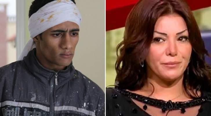ما العلاقة بين محمد رمضان وإبنة ليلى غفران الراحلة؟..الفنانة تجيب- بالفيديو