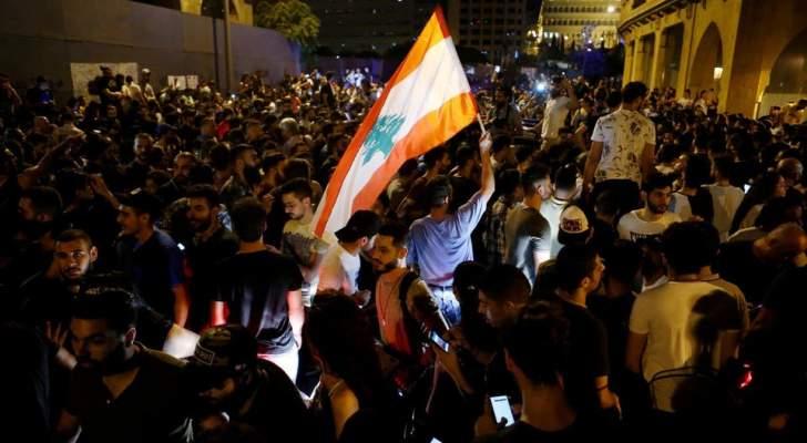 """إليسا وراغب علامة وكارول سماحة ونجوم آخرون يعلقون على ما يحصل بالشارع: """"إنها الثورة"""""""