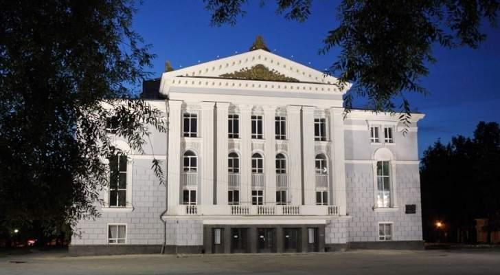 في زمن الكورونا..مسرح في موسكو يفتح أبوابه لمتفرج واحد في كل عرض