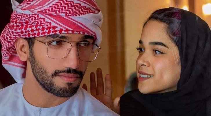 مشاعل الشحي وأحمد خميس يشتريان منزلاً جديداً-بالفيديو
