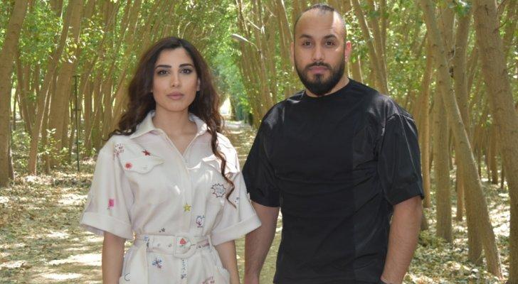 """خاص وبالفيديو- نجمة """"عراق أيدول"""" جوليانا أكرم تختار بقاع لبنان.. وفهد الخالد يدعمها"""
