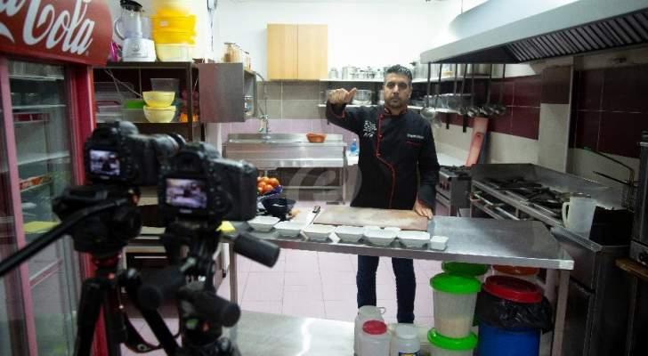 """خاص وبالفيديو- طبق """"سباغيتي بالخضار"""" على الأصول مع الشيف محمد عبد المنعم"""