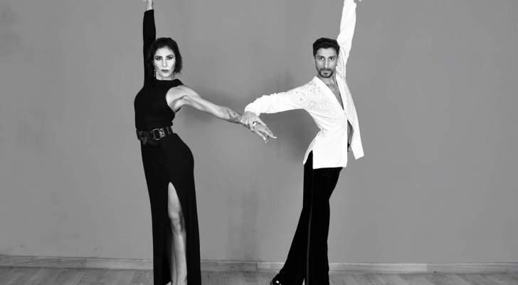 """مايك بولاديان: سينتيا صامويل ستفاجئكم في """"رقص النجوم""""..وقدّمت لوحات راقصة مع ميريام فارس"""