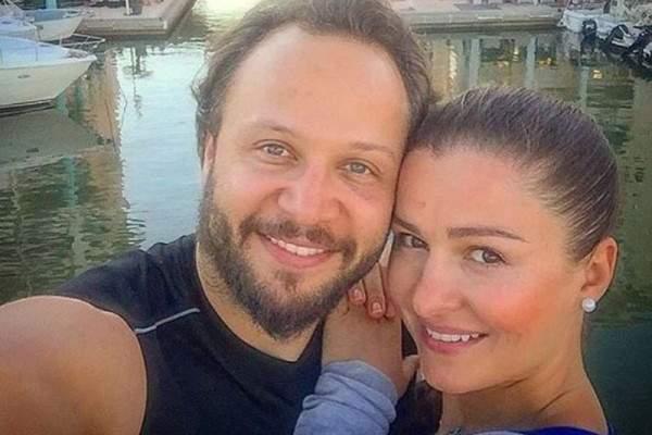سوسن أرشيد أفضل ممثلة في هذا المهرجان العالمي وهكذا هنأها زوجها مكسيم خليل
