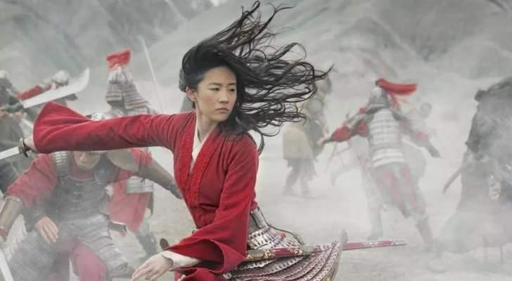 """رغم حملات مقاطعته.. إيرادات ضخمة لفيلم """"Mulan"""""""