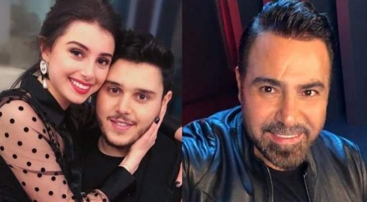 عاصي الحلاني يواكب المتظاهرين.. وماريتا والوليد الحلاني يدبكان في الساحات-بالفيديو