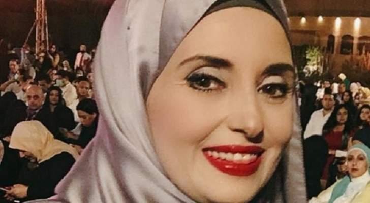 جيهان نصر إعتزلت التمثيل.. وإرتدت الحجاب بعد زواجها من ملياردير سعودي