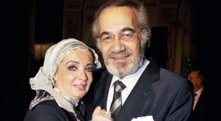 شهيرة تعايد محمود ياسين: منور حياتنا بهيبتك وطلتك التي تخطف القلوب