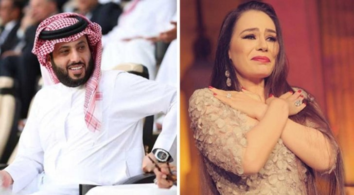 """تركي آل الشيخ ينشر الإعلان الدعائي الأول لمسرحية شريهان """"كوكو شانيل""""-بالفيديو"""