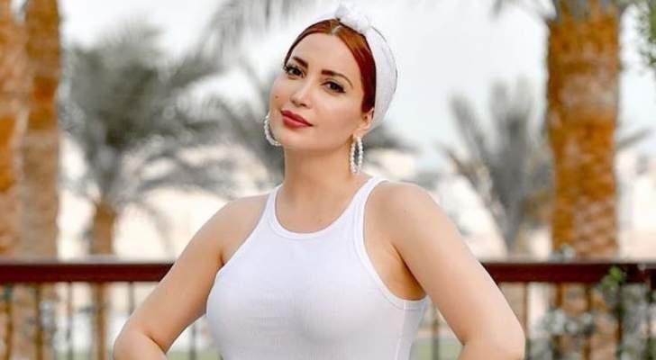 نسرين طافش تعايد نفسها بهذه الكلمات