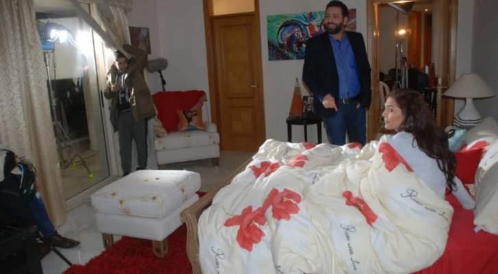 غنوة محمود تدمّر علاقة وسام صليبا بـ تينا يموت