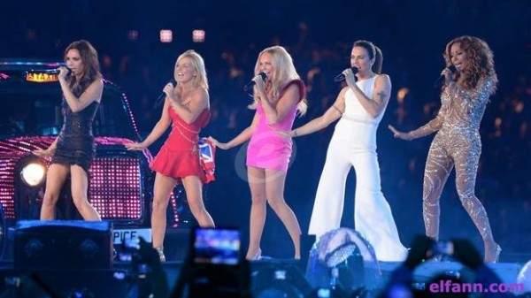 ميل بي تكشف أن فريق Spice Girls سيعود من جديد