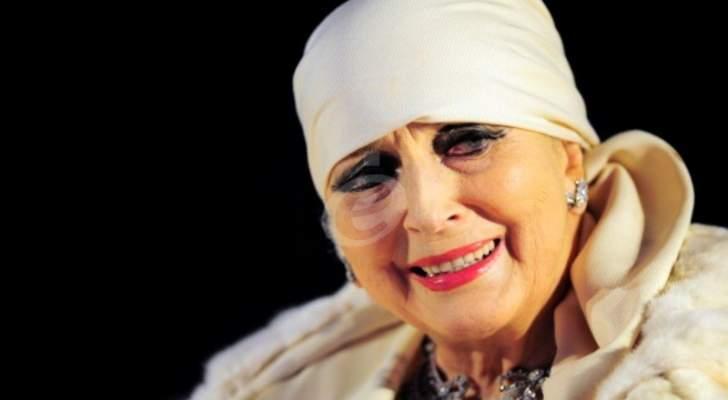 وفاة النجمة العالمية فالنتينا كورتيز عن 96 عاماً