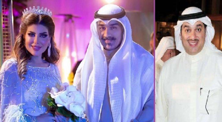 بالفيديو- طليق إلهام الفضالة مرتاح بعد زواجها من شهاب جوهر وصورة للعروسين تحدث ضجة