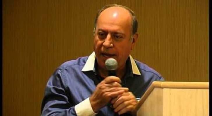 وفاة الكاتب السوريسمير هزيم إثر مضاعفات إصابته بـ كورونا